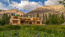 Nubra Ecolodge - Main-House-1