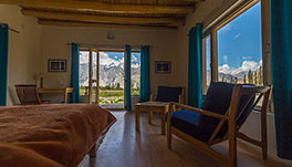Nubra Ecolodge - Cottage-6
