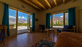 Nubra Ecolodge-Cottage-8