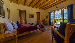 Nubra Ecolodge-Cottage-9