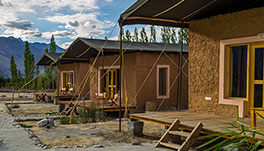 Nubra Ecolodge-Cottage-3